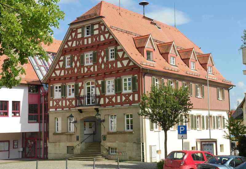 Projekt Rathaus Welzheim