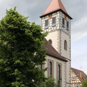 Kirchturm Rudersberg