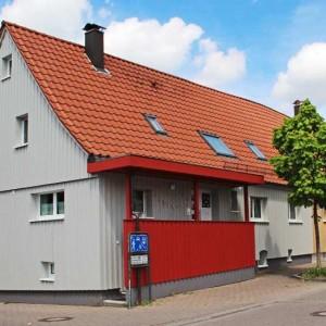 Familie Michael Hieber, Burgstraße, Welzheim