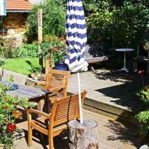 31 - Die Garten-Terrasse Heute