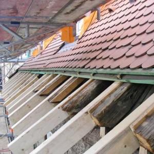 8 - Verlängerung Der Dachvorsprungs