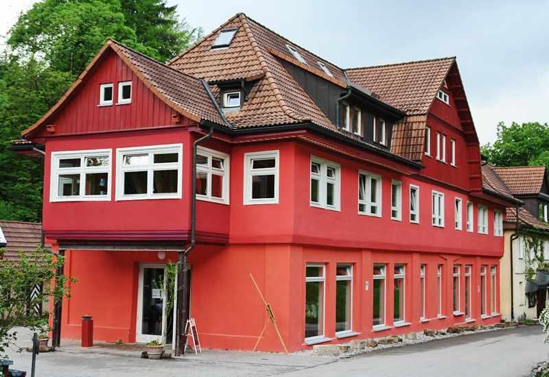 Projekt Umbau Laufenmühle