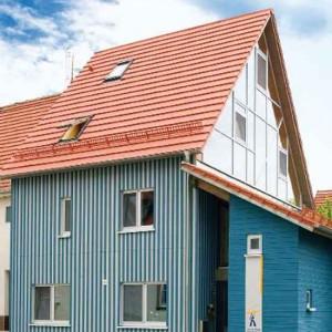 8 - Das Haus Der Familie Franz Nach Der Sanierung
