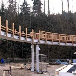 8 - Einweihung Brücke